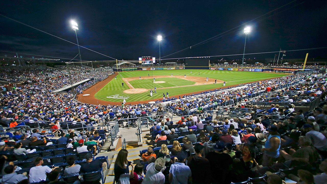 Padres announce Spring Training schedule