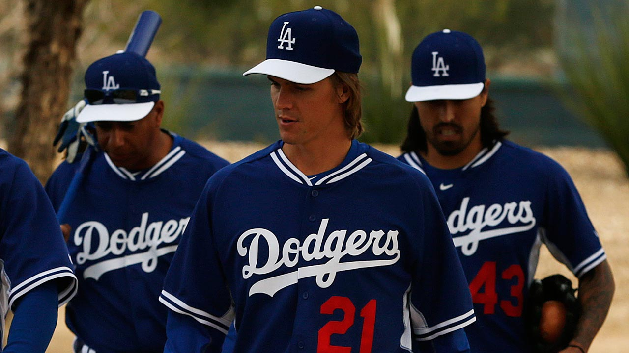 Dodgers manager Don Mattingly confirms Spring Training ...