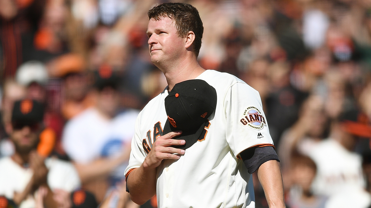Cain reflects on SF career in The Players' Tribune