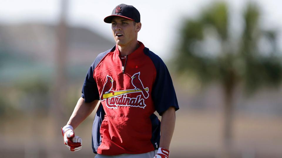 Peter Bourjos Cardinals Bourjos talks hip surgery and