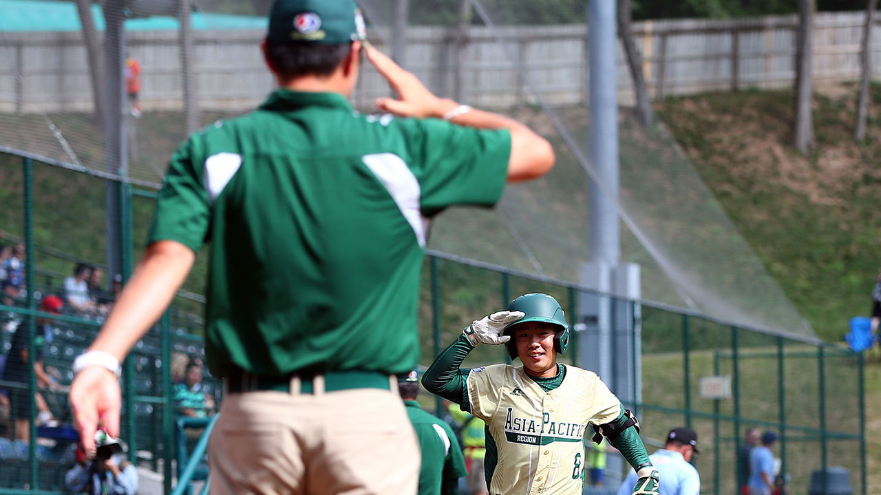 S. Korea reaches LLWS International final