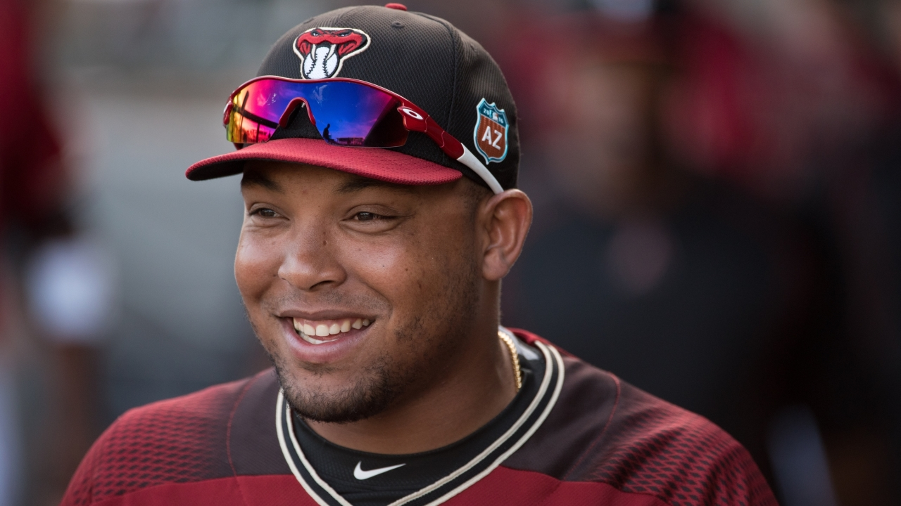 Yasmany Tomás brilló en su regreso al lineup de D-backs