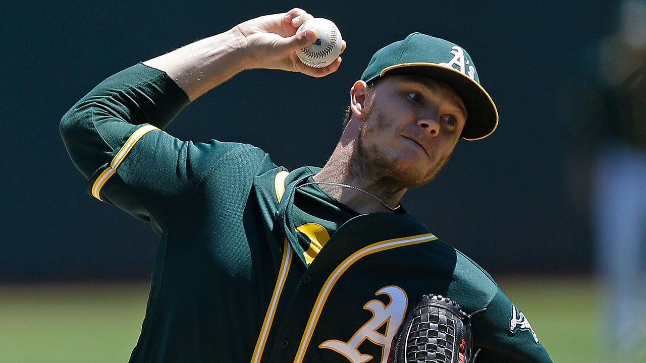MLB what to watch for today Sonny Gray
