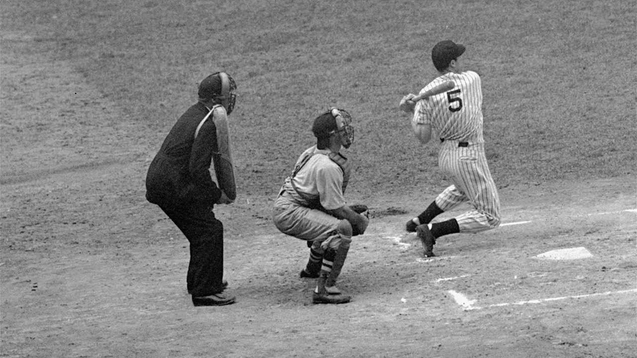 DiMaggio tallies four hits as Yanks rout Tigers