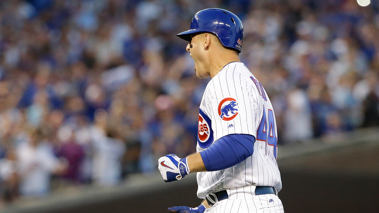 Anthony Rizzo's bloop pushes Cubs past Nats