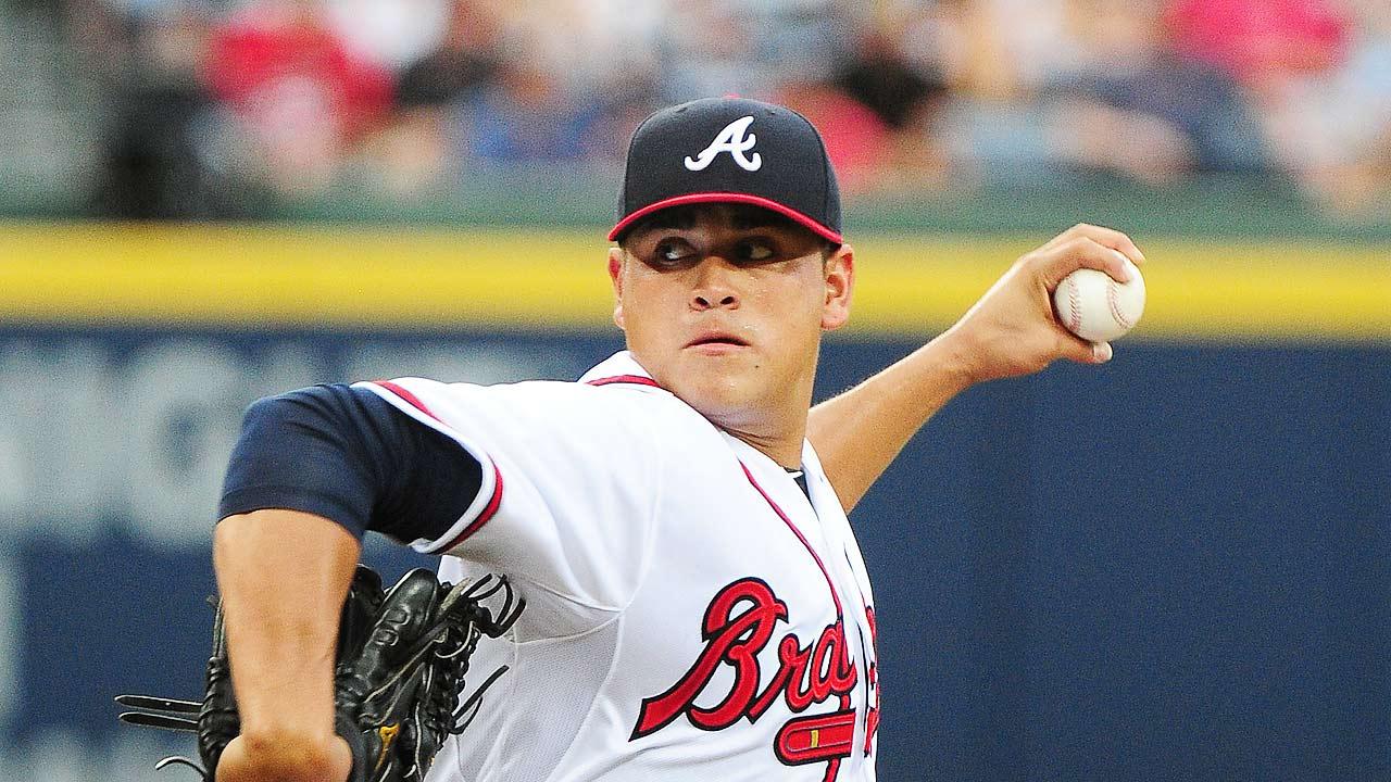 Atlanta Braves prospect Manny Banuelos regaining velocity ...