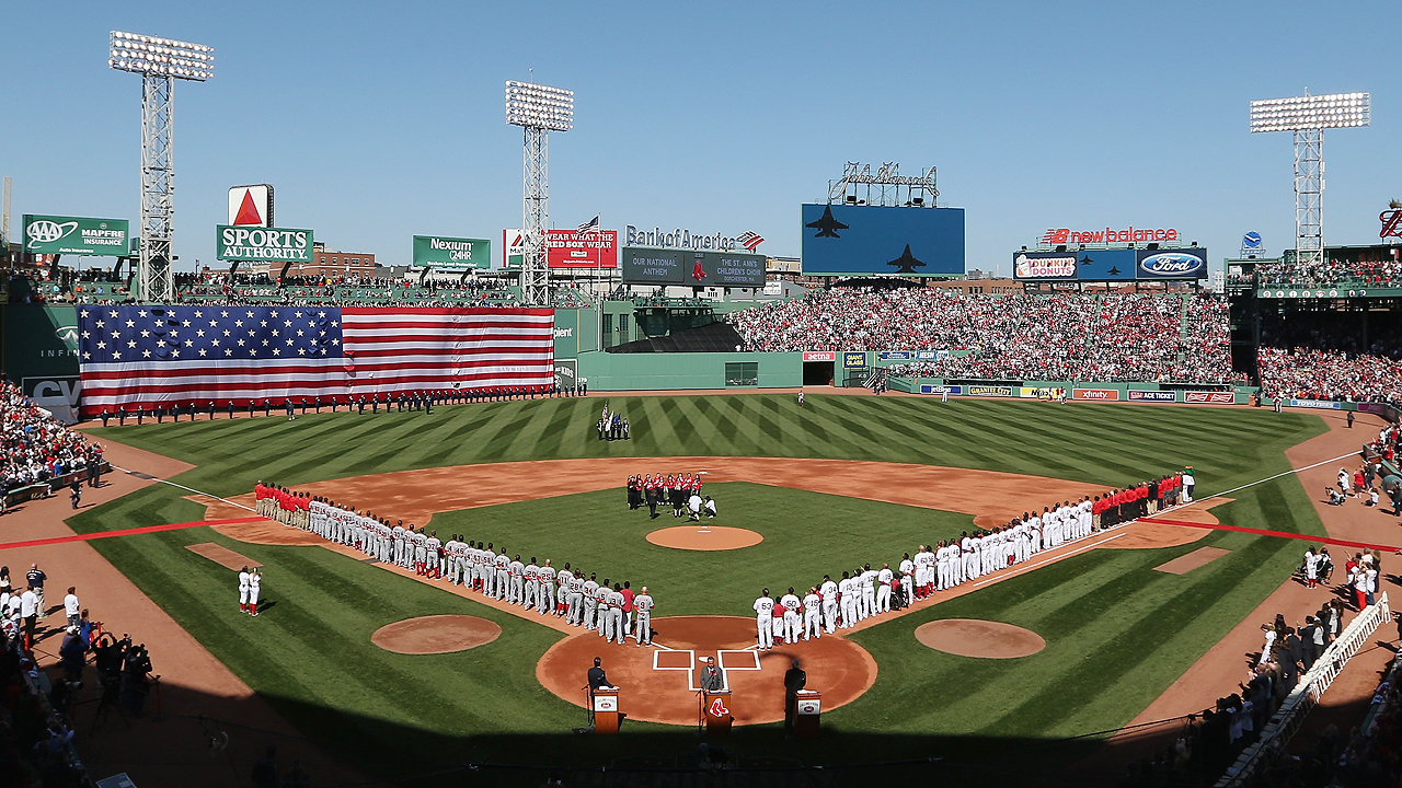 Red Sox Hosting Fenway Open House April 25