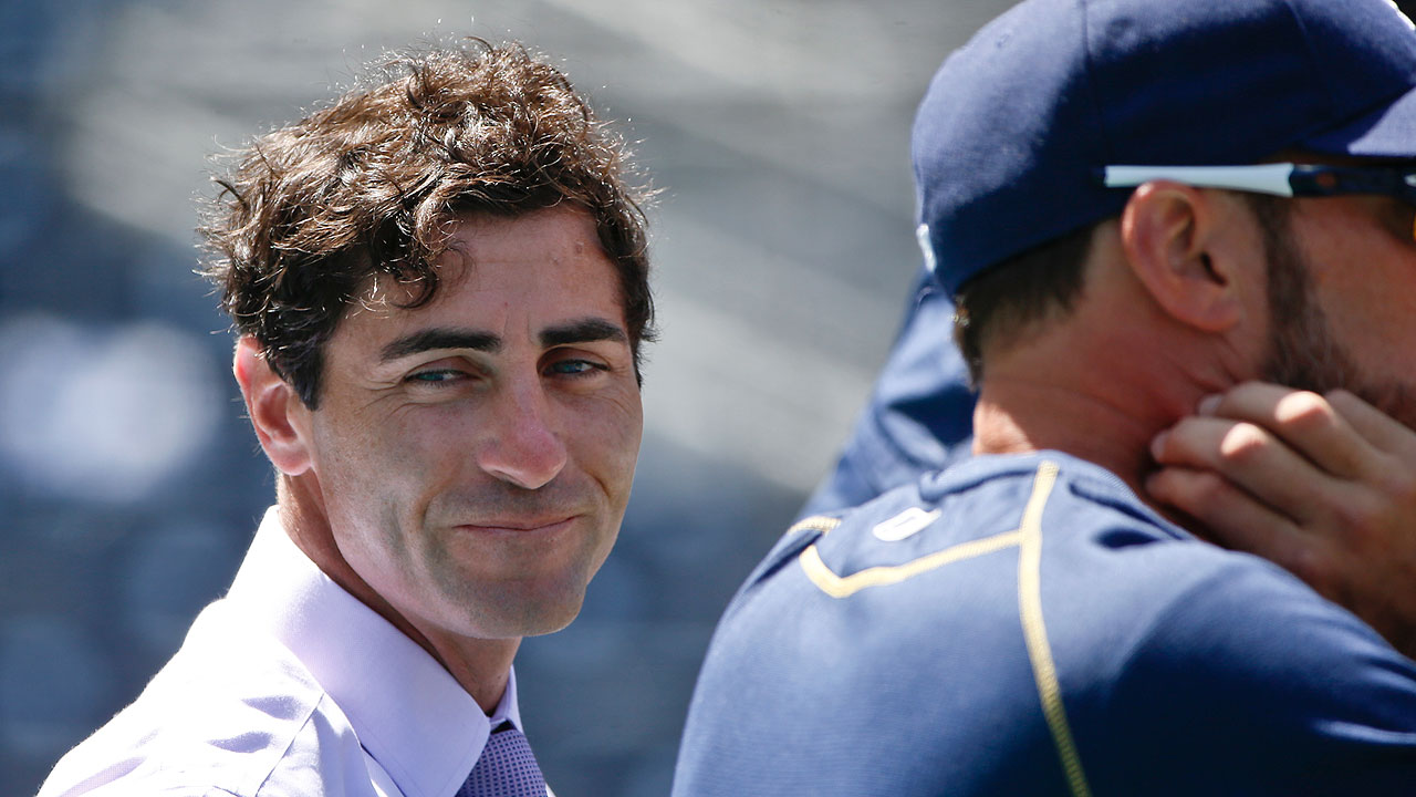Preller: Padres won't rush manager search