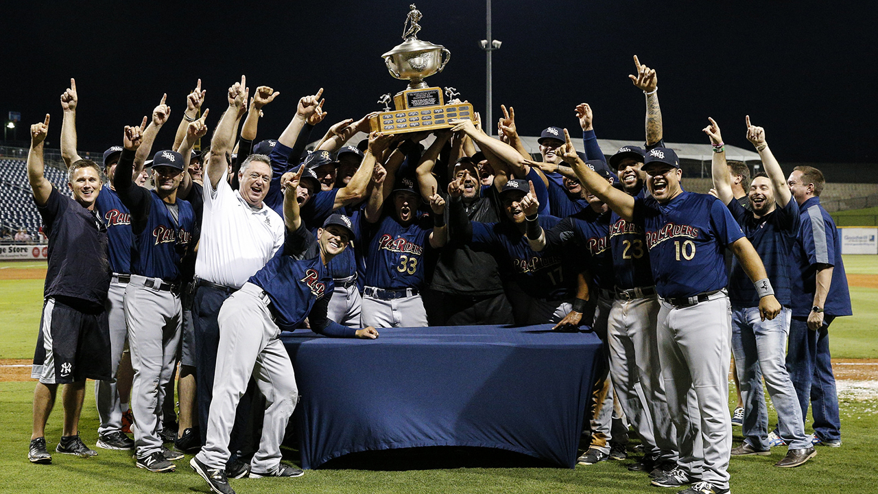 RailRiders topple Gwinnett to claim Governors' Cup