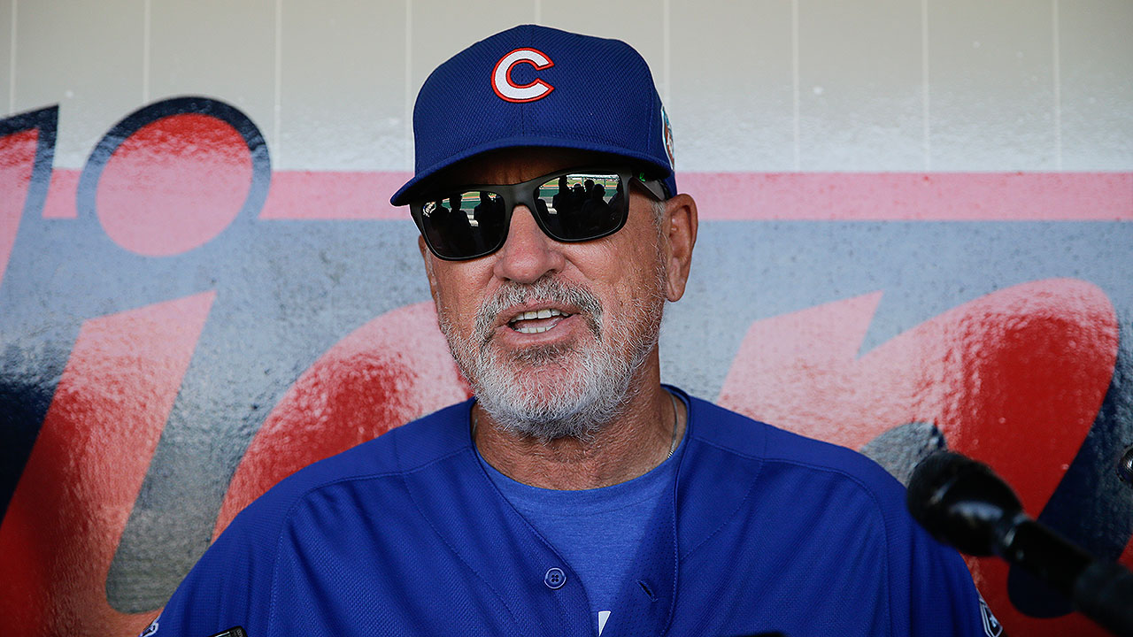 Maddon sorting out order for Cubs' OD lineup