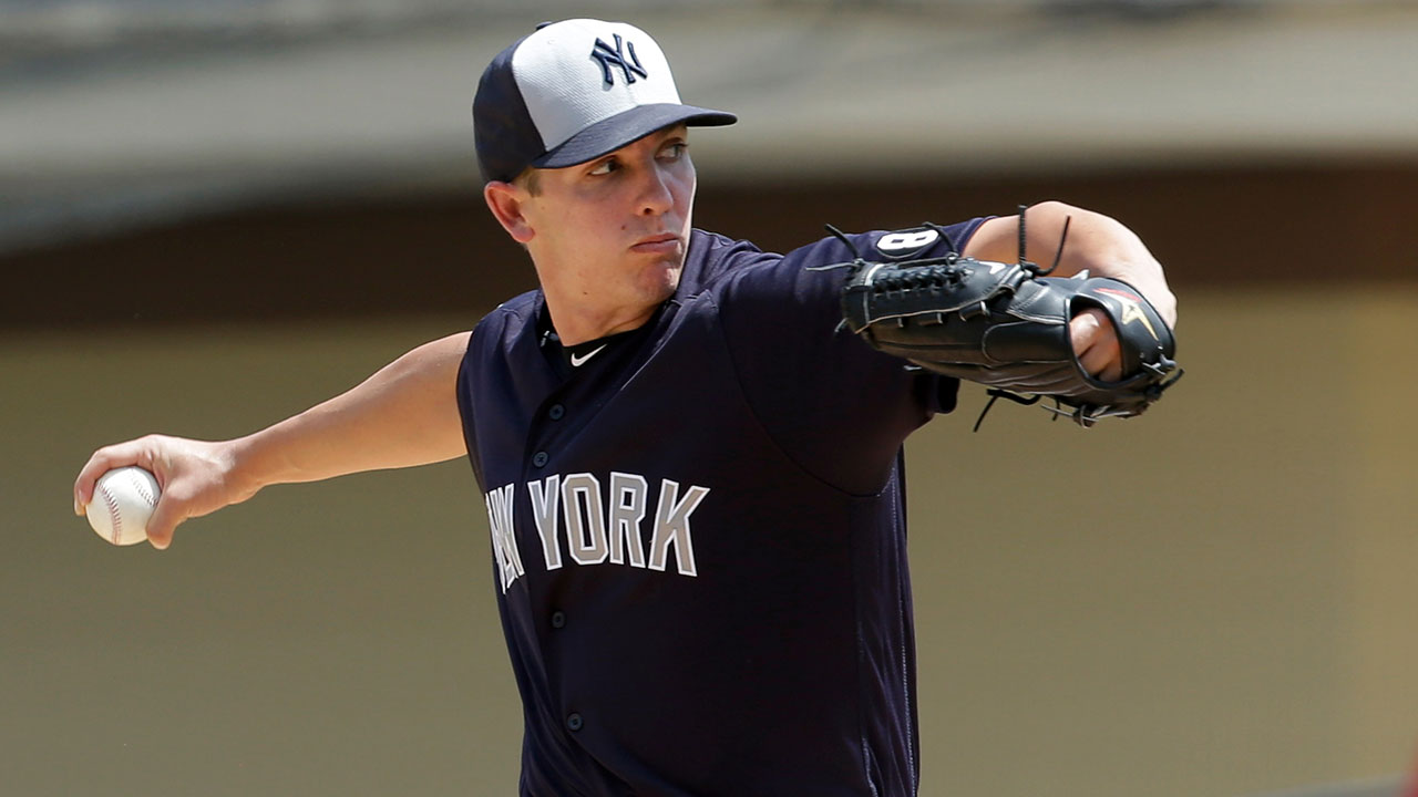 Green to start Monday for Yanks in debut
