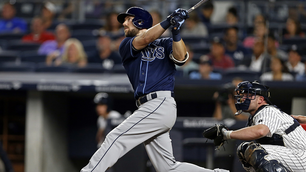 Despliegue de poder de Rays no fue suficiente en derrota vs. Yankees