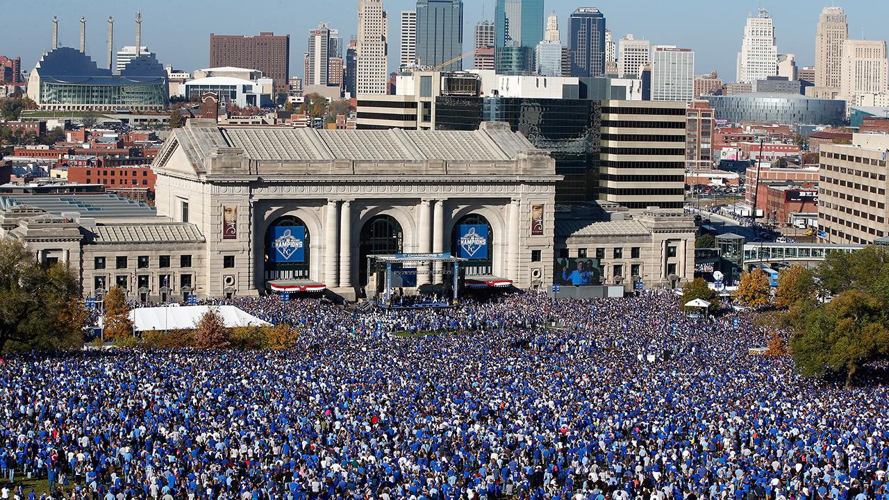 Kansas City Royals Sortable Schedule