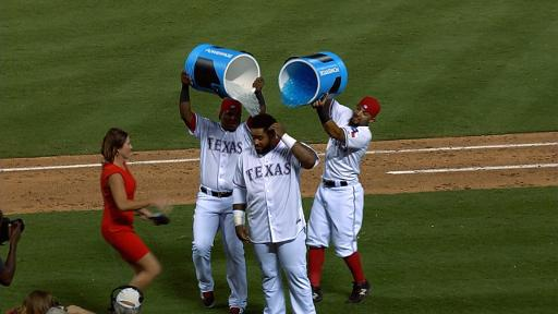 GIF TEX Four Post-Game Showers 91715