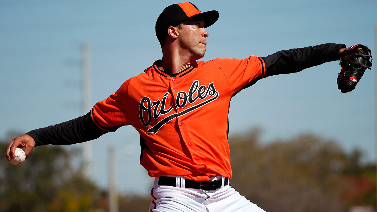 Ubaldo tabbed for Grapefruit League opener