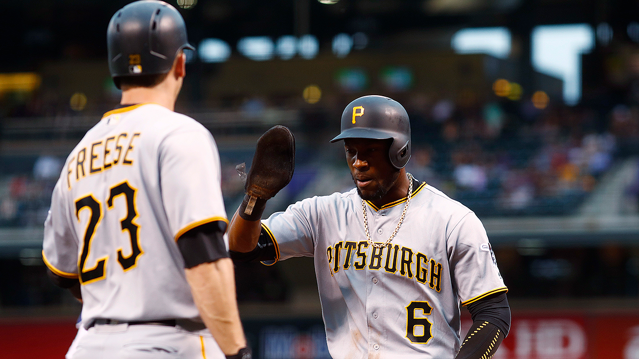 Pirates' Starling Marte excelling since return | MLB.com