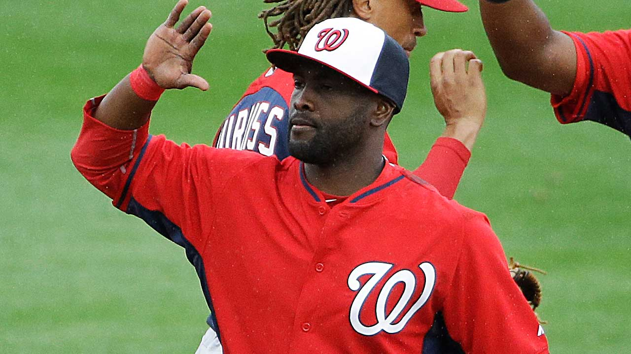 With Span out, Gwynn has shot to make Nationals