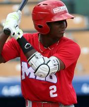 Marco Luciano, Prospecto Internacional nro. 2 de MLB Pipeline