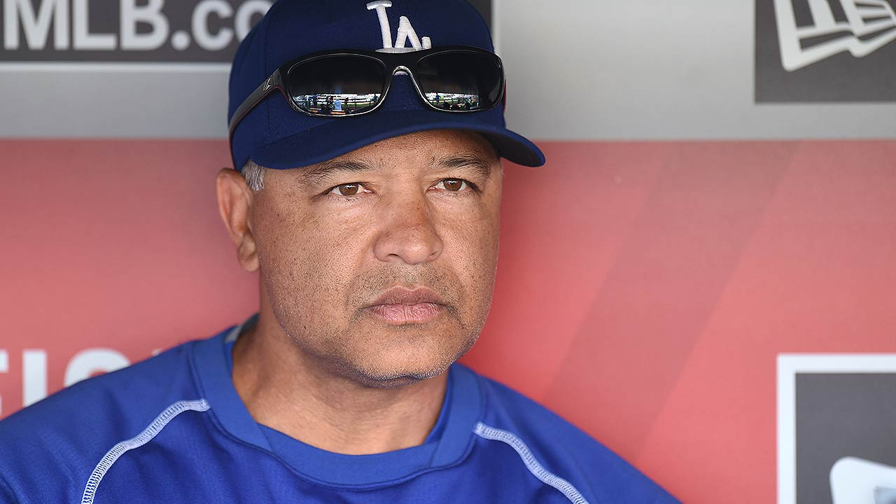 Dodgers in good shape despite pitching woes