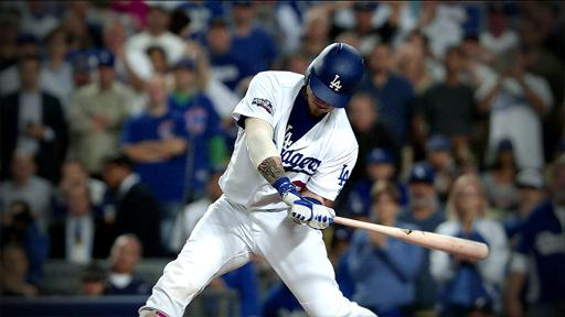 Yasmani Grandal home run
