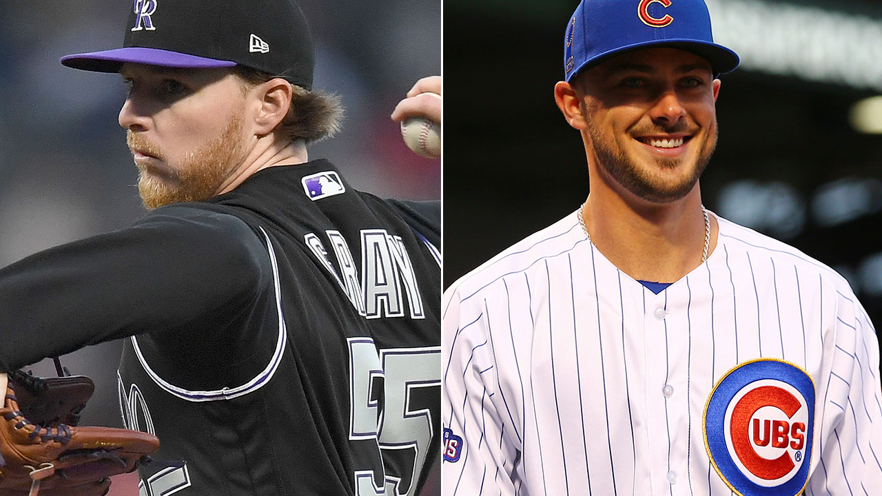Gray a Cub? Bryant on Rox? It was possible