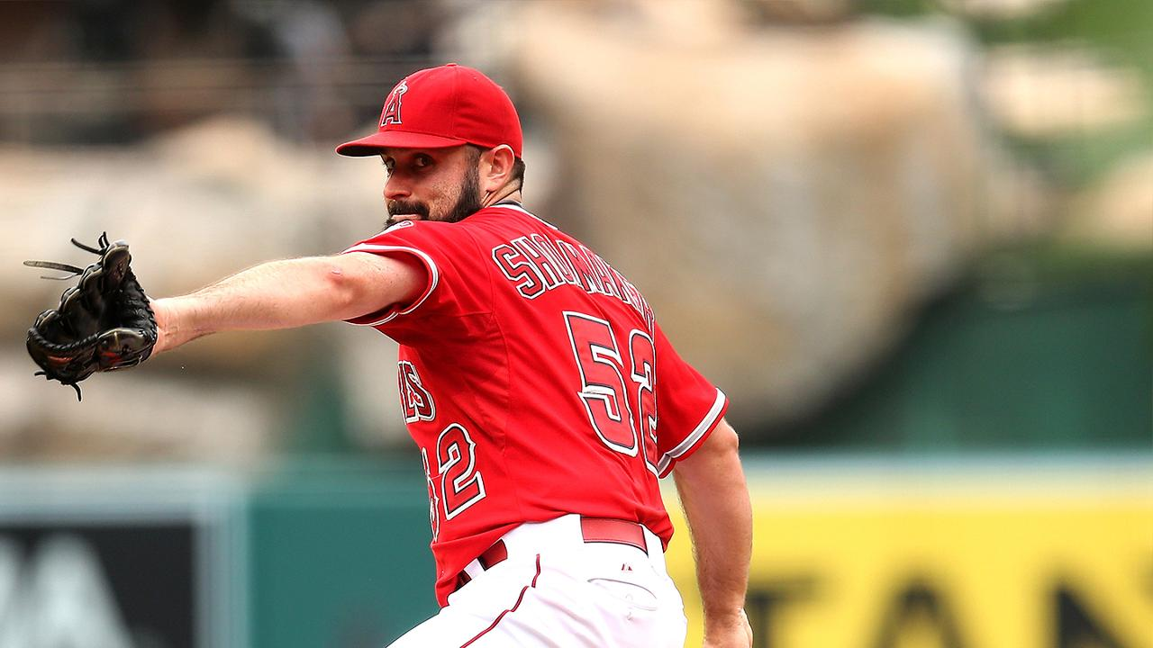 Angels hope Shoemaker finds form in Triple-A