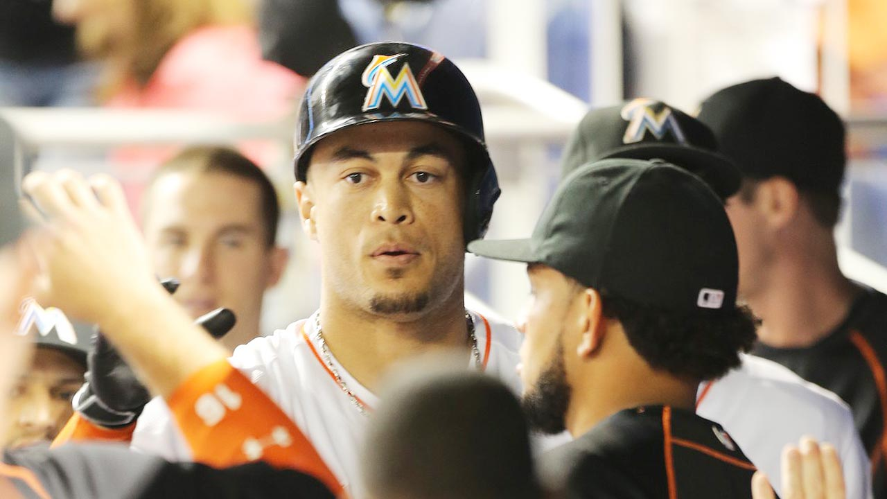Stanton doing what he can to get back on field