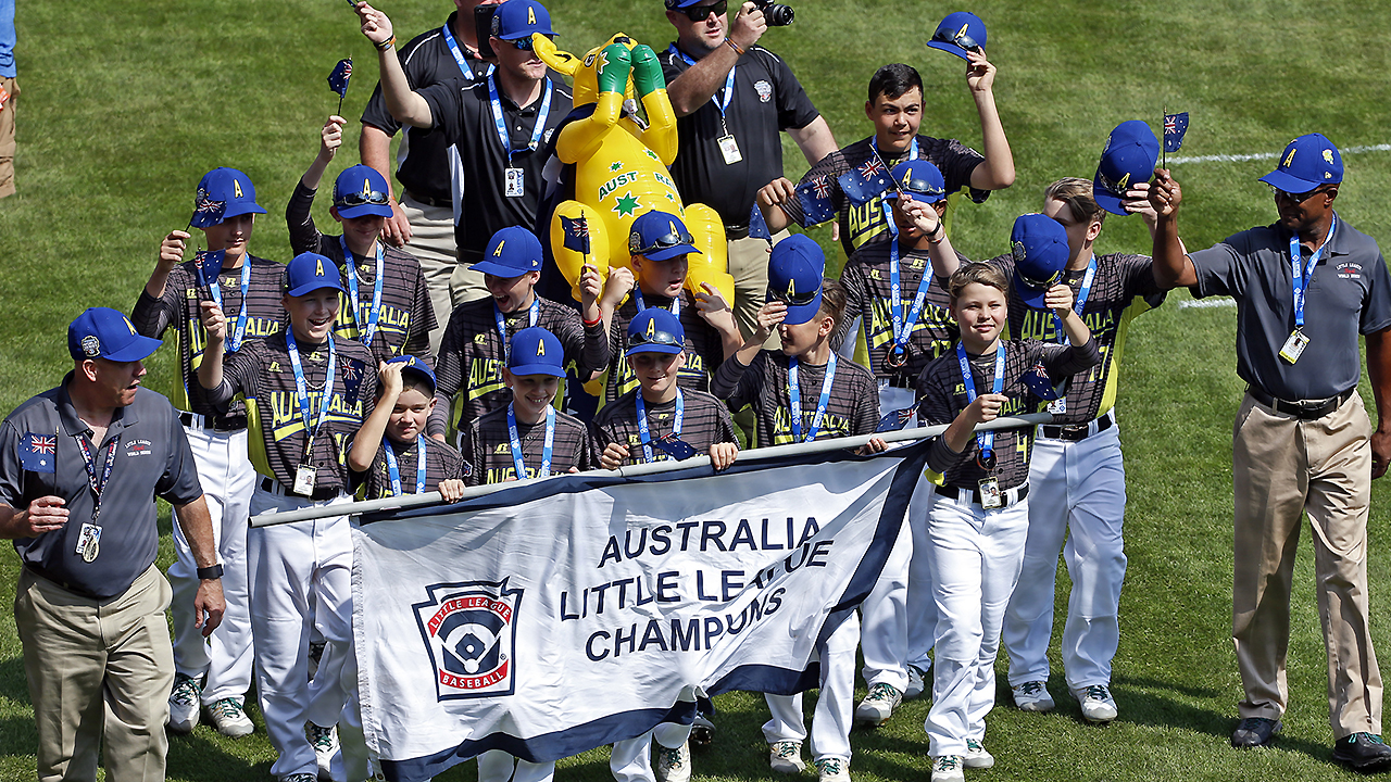 LLWS rundown: Aussies erupt, beat Midwest