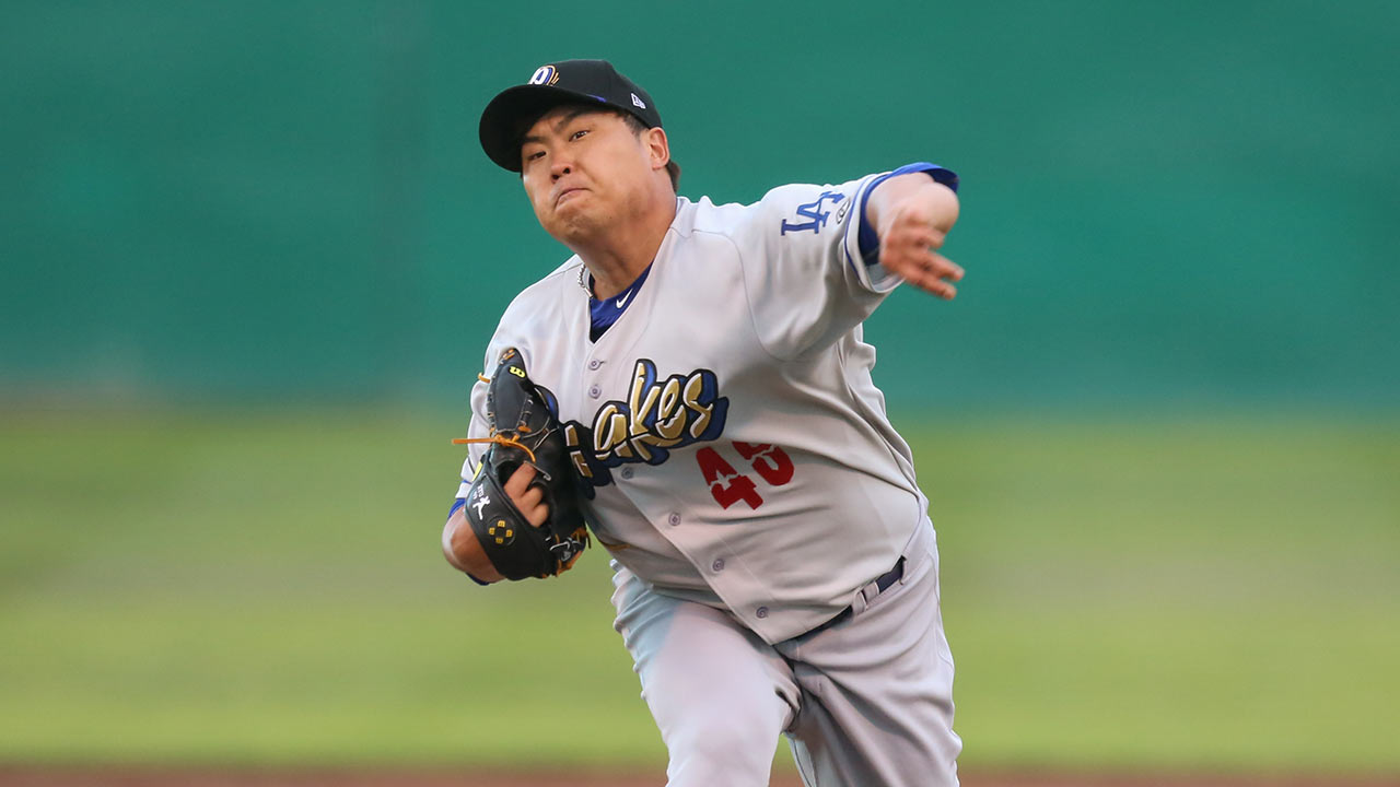 Roberts puts positive spin on Ryu's start