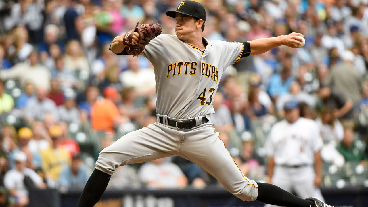 Brault thinks he belongs after first quality start