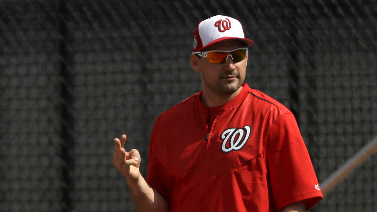 Nats, Zim encouraged by recent hot stretch