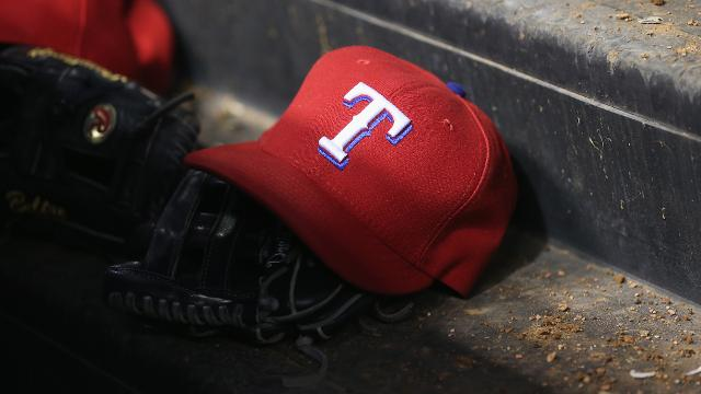 Rangers prospects questioned in hazing