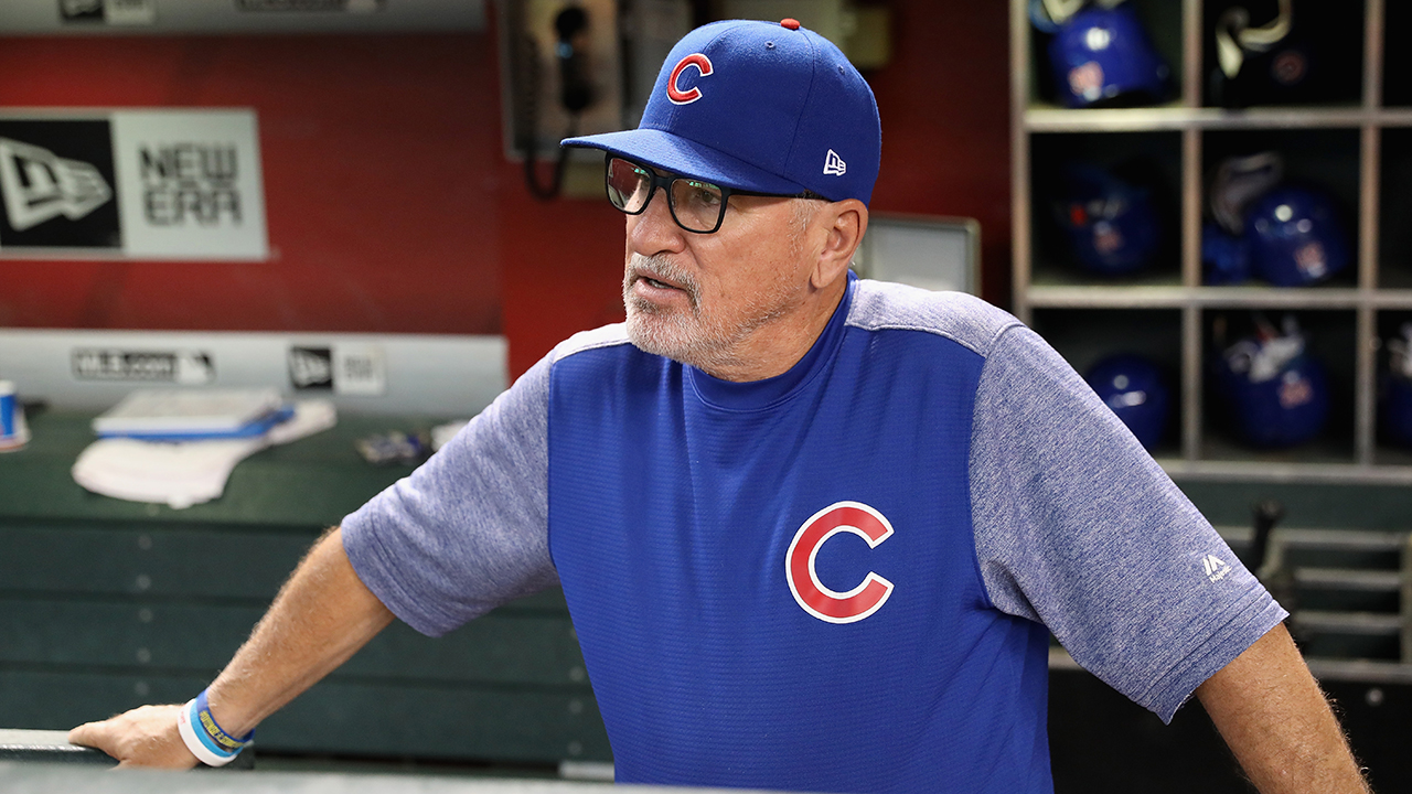 Maddon respects right to self-expression