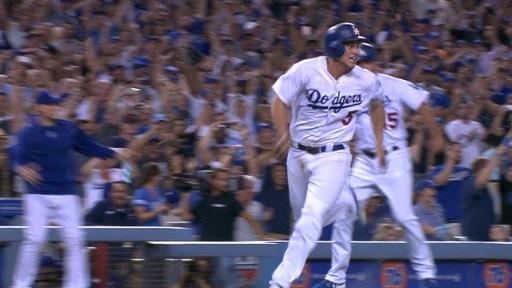 Seager slides home to get walk off