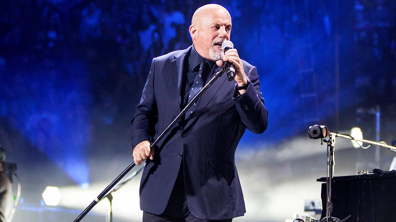 Billy Joel returning to Nationals Park