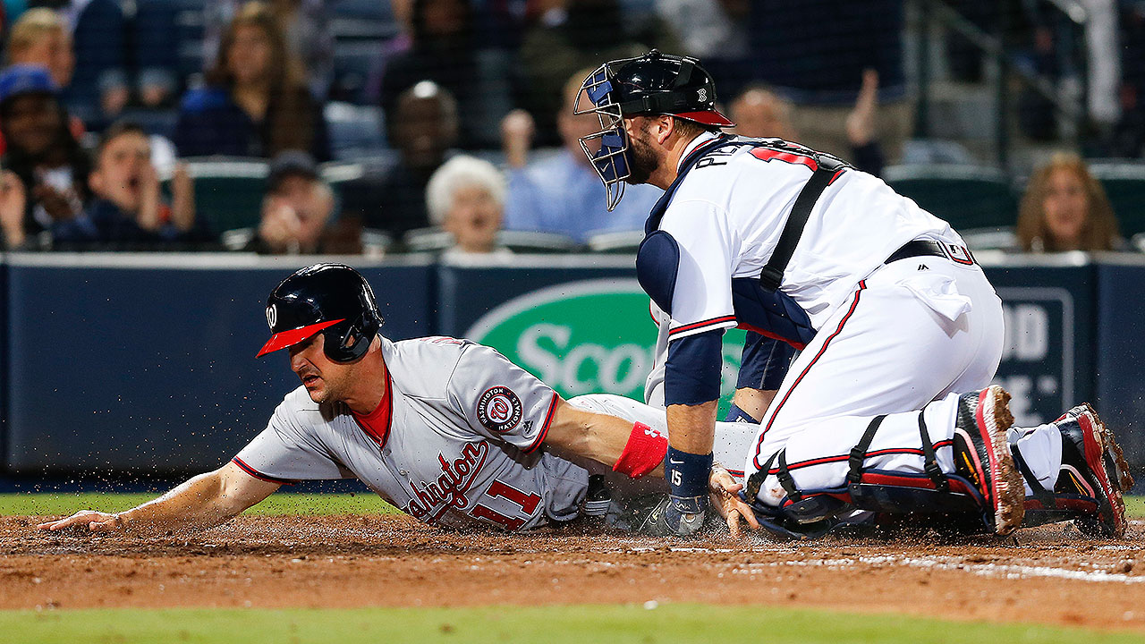 Miscues to open season costly for Braves