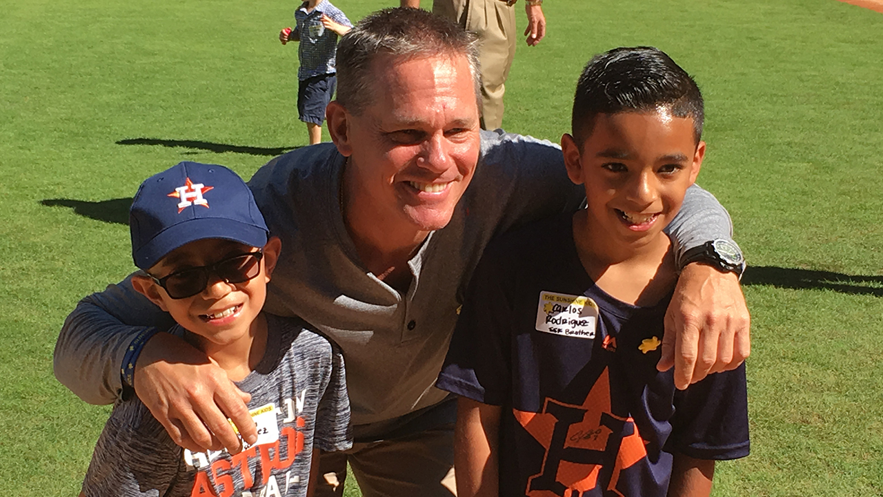 Sunshine Kids party a yearly highlight for Biggio