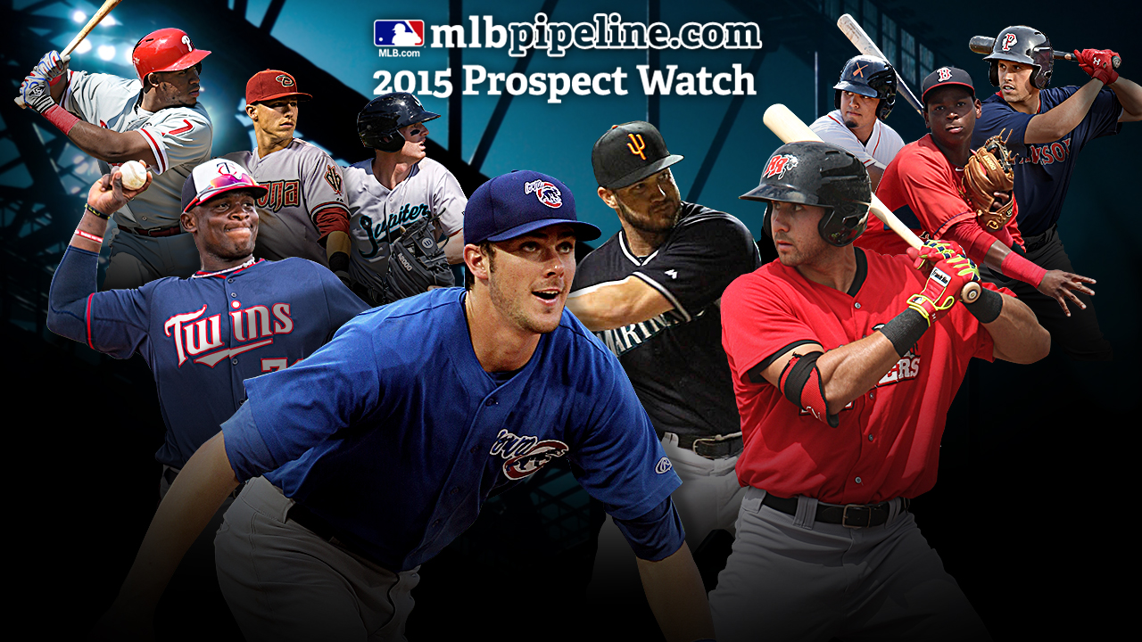 Prospect Watch: Top 10 third basemen