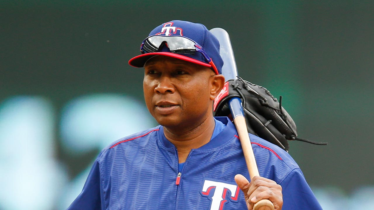Cancer-free, Beasley back in action for Rangers