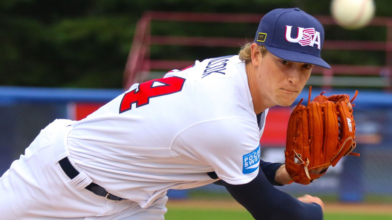 USA Baseball 18U team reaches Super Round