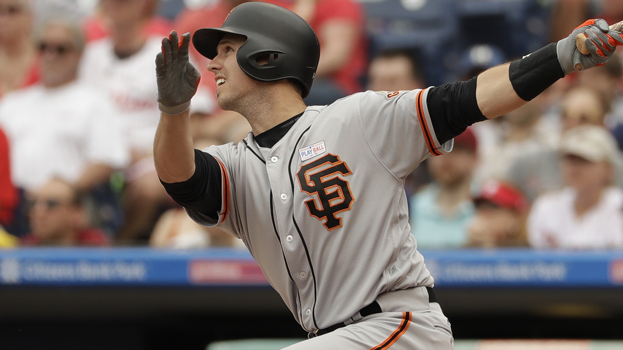 buster posey in 1st place in all star voting mlb com