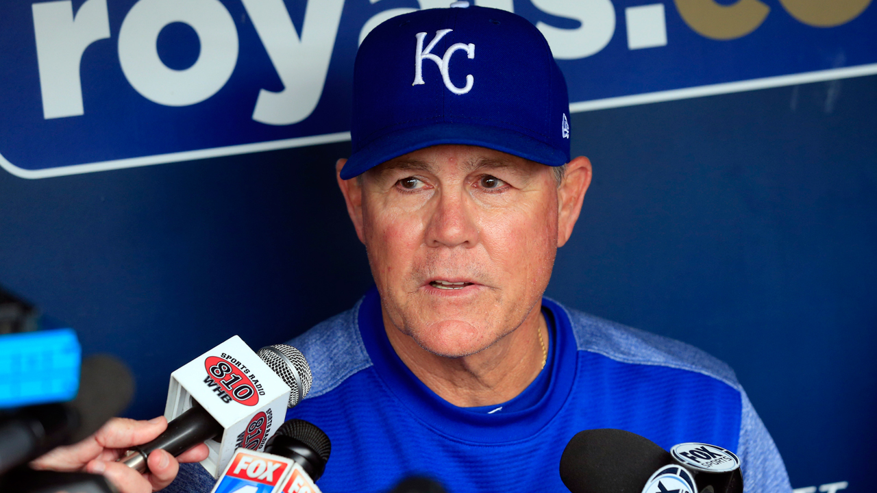Yost set to return as Royals skipper in 2018