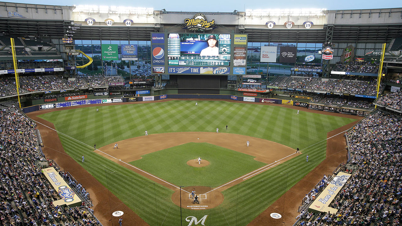 Miller Park to host Minor League game on June 19