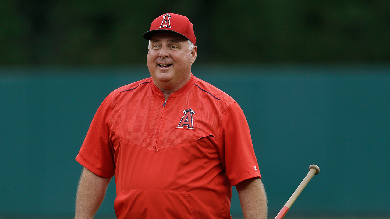 Scioscia's never had position player pitch