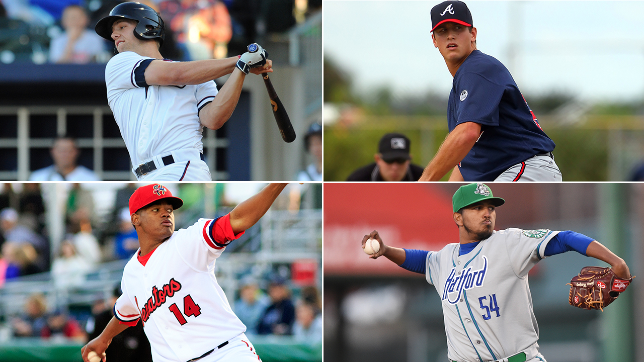 pipeline preview royals hunter dozier starts mlb com pipeline preview royals dozier braves sims highlight minors slate