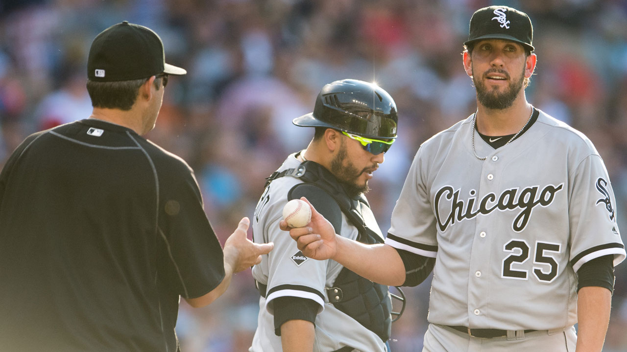 Shields struggling to find his way with White Sox