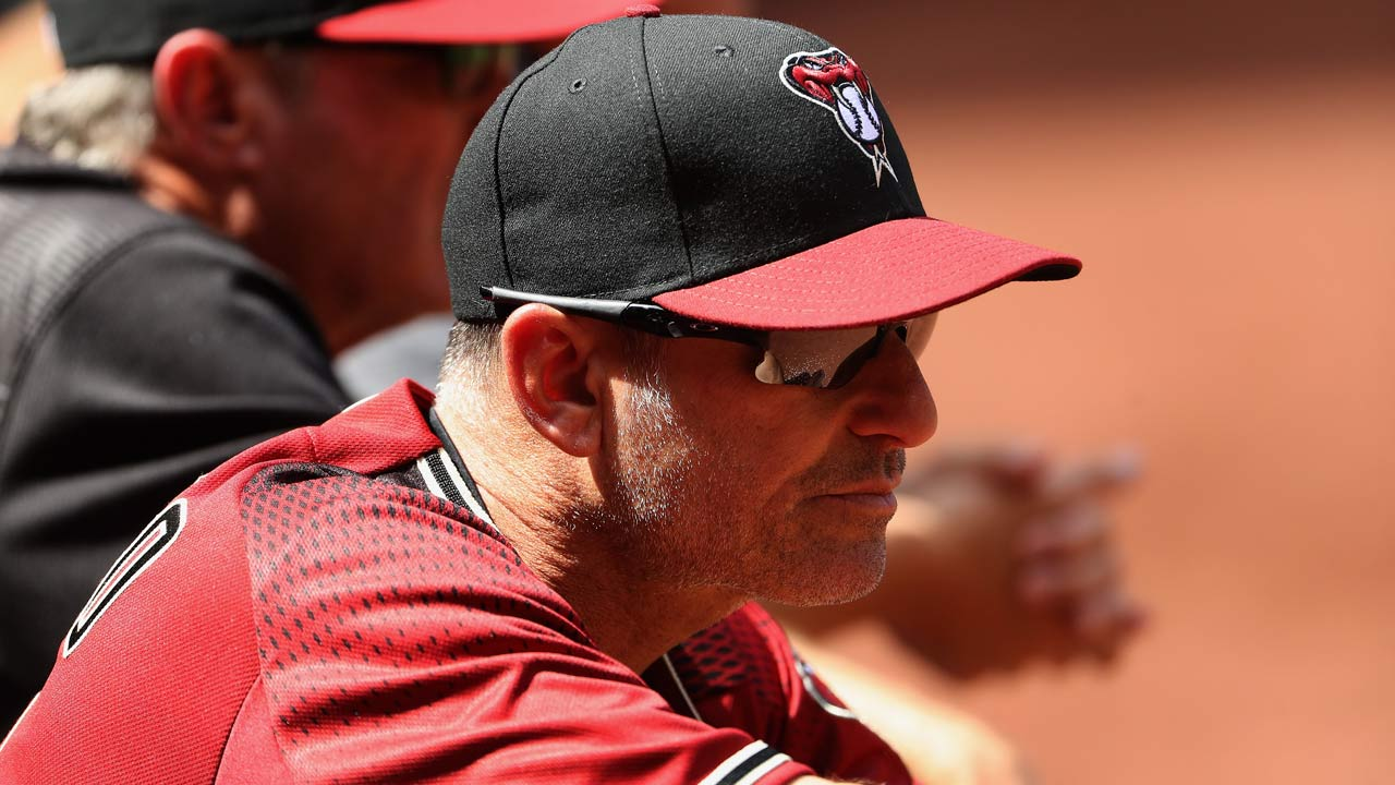 Lovullo proud to share alma mater with Jackie