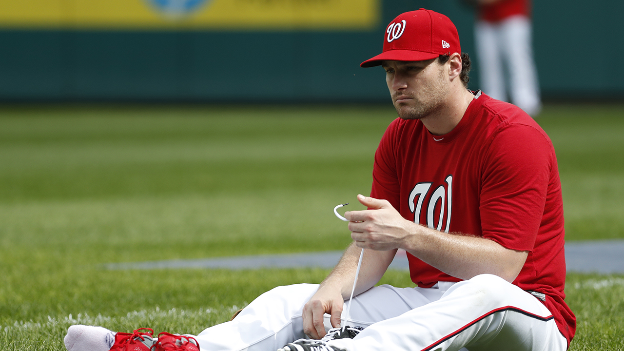 Nationals expect Daniel Murphy for Game 1 | MLB.com