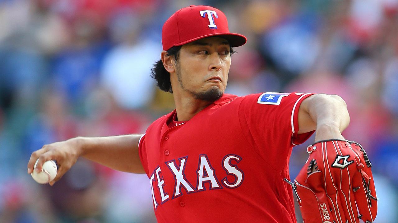 Rangers hope Yu's back before All-Star break