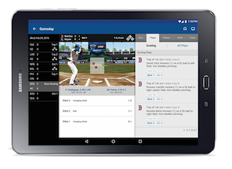 At Bat for Android Tablets